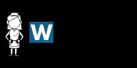 Wonderful House Cleaning Website Logo - BlackFont